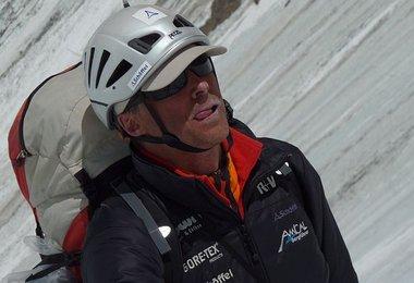 Am Beginn des Eisbruchs Bild: G.Kaltenbrunner