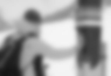 PIEPS-Check Point-Säule auf dem Tourenlehrpfad