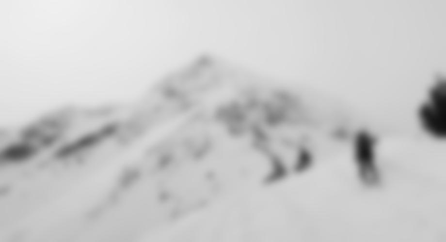 Der Gipfel (kleines Kreuz) des Mareitkopfes.