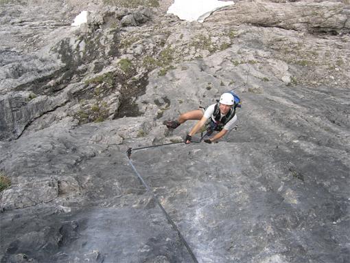 Klettersteig Lienz : Laserz klettersteig bergsteigen
