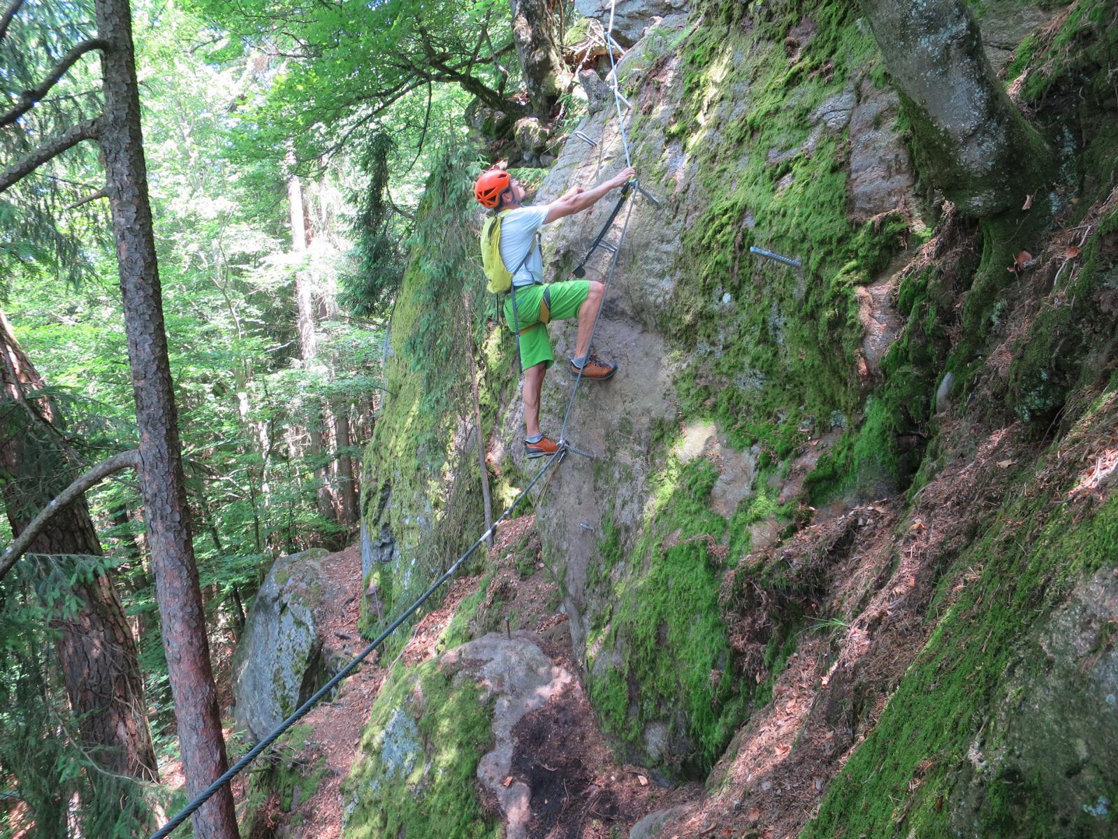 Klettersteig Eitweg : Seven summits klettersteig eitweg bergsteigen