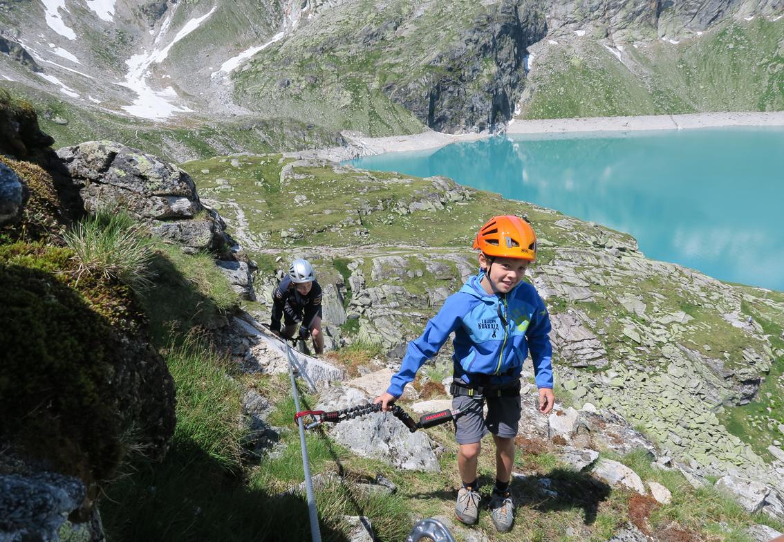 Klettersteig Salzburg : Klettersteig königsjodler d auf den hochkönig salzburg you