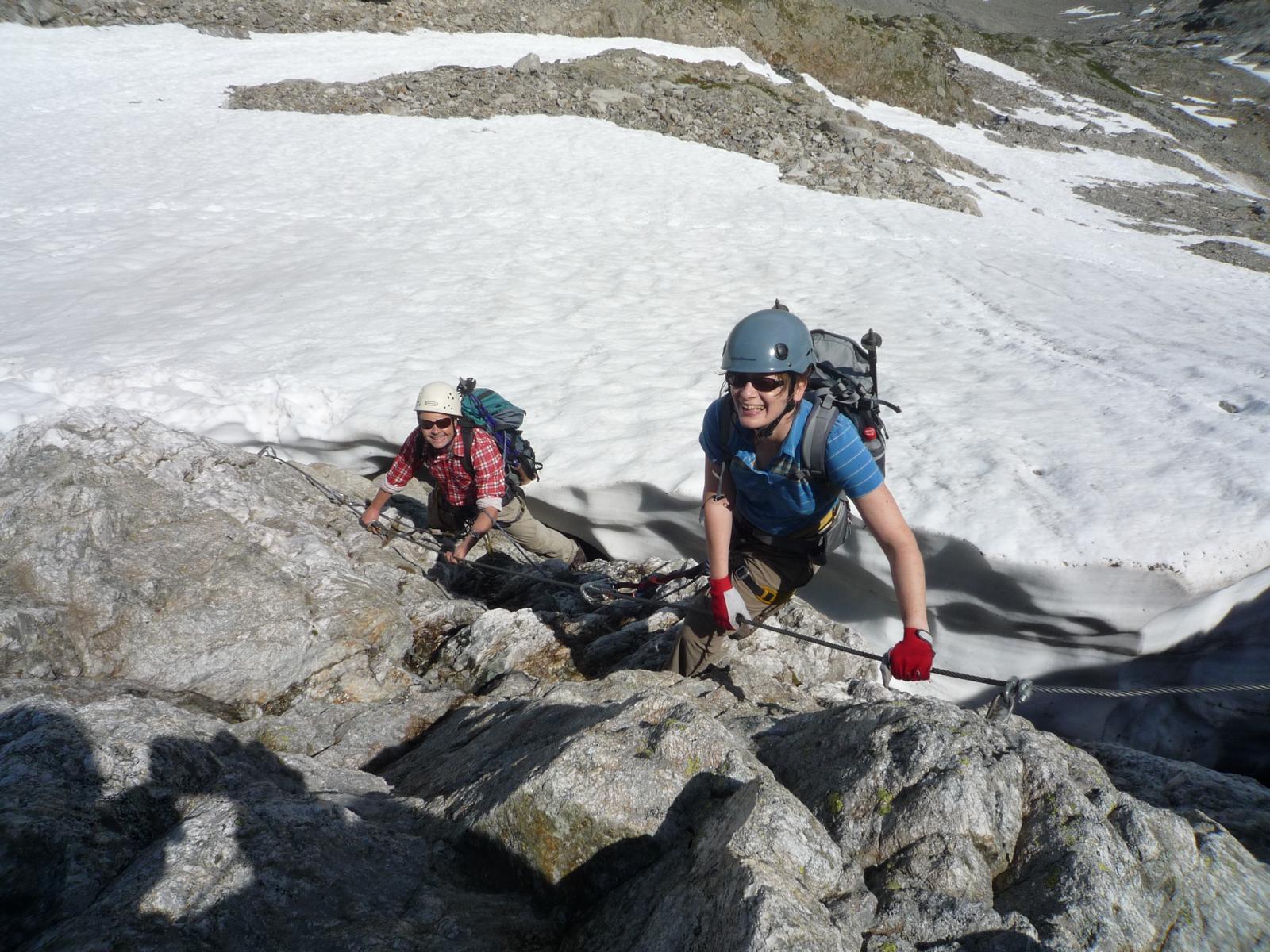 Klettersteig Tierbergli : Klettersteig tierbergli bergsteigen.com