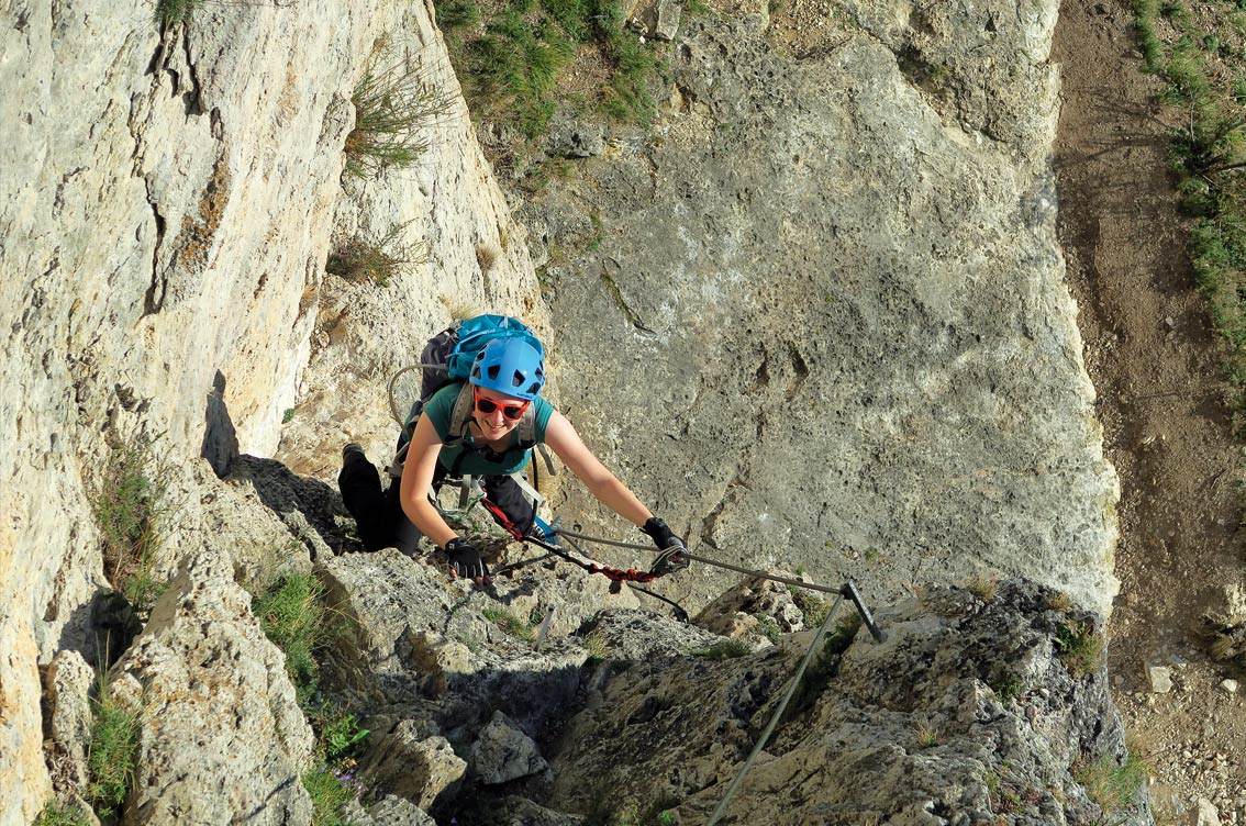 Pittentaler Klettersteig : Pittentaler klettersteig bergsteigen.com