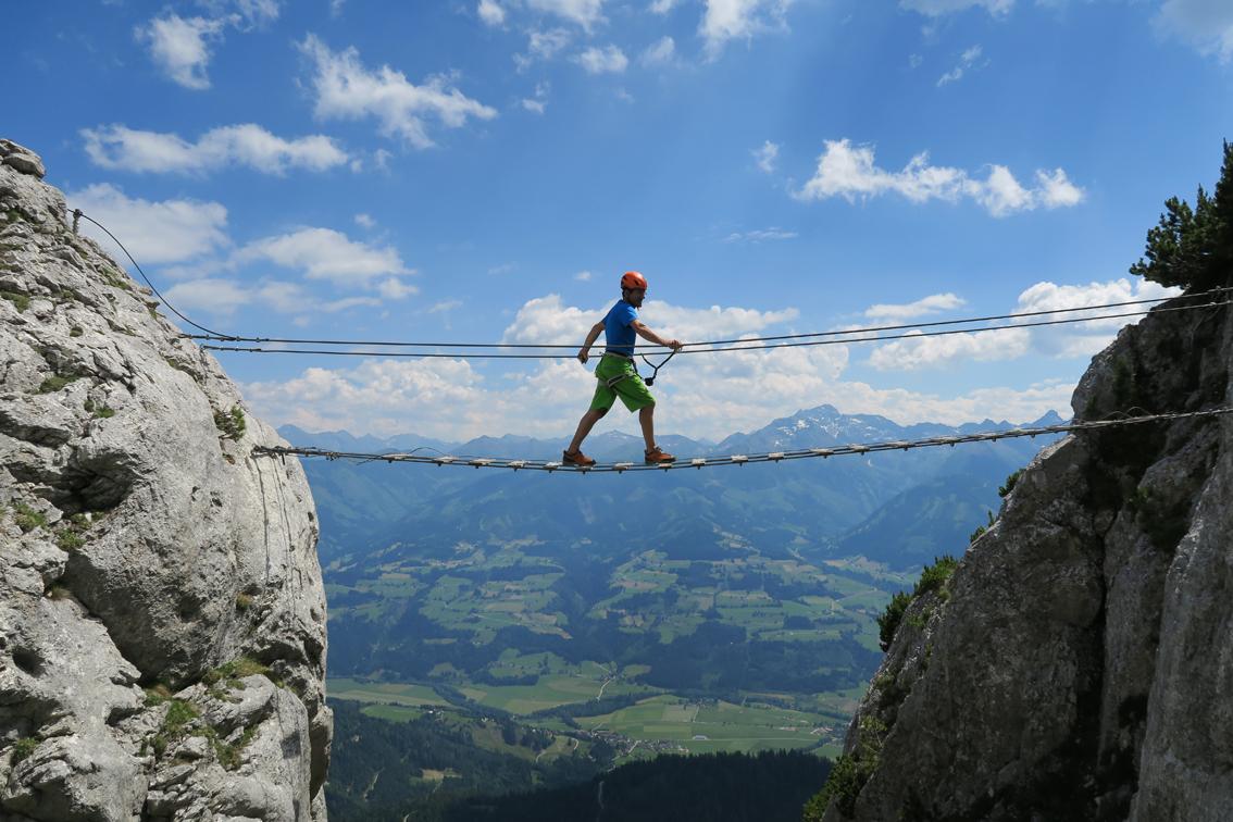 Klettersteig Austria : Der johann klettersteig auf den dachstein smilesfromabroad