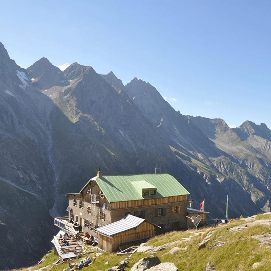 Greizer Hütte   Bergsteigen.com