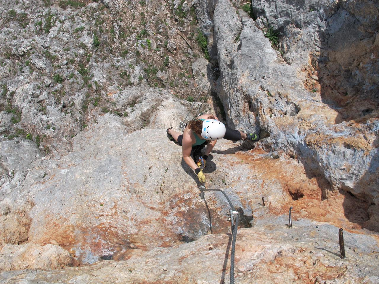 Klettersteig Set Wien : Klettersteige für anfänger fünf touren spaß und genuss